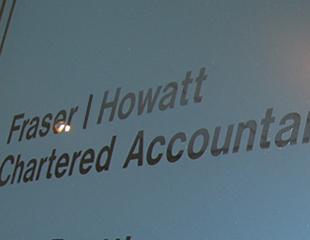 FRASER | HOWATT Chartered Accountants