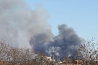 Halifax Fire, April 30 2009 - 6:15 pm AST