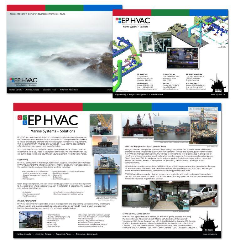 EP HVAC - Brochure