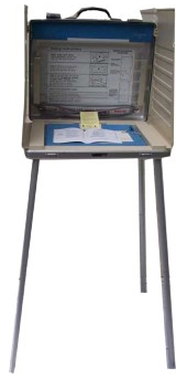 Kucinich_site_voting_machine